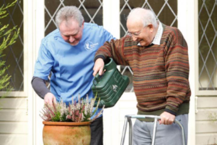 Bluebird Care Sussex Weald - The Barn, Hurstwood Grange